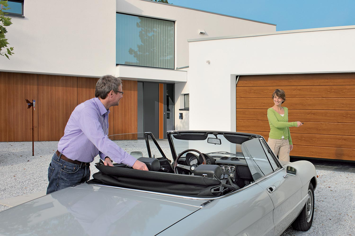 Service Specialists for garage doors, gates, automatic openers and remotes - Gallery 11