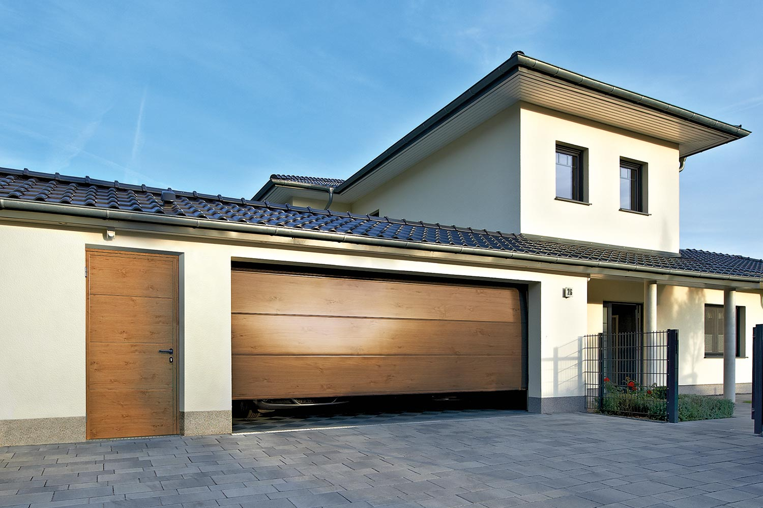 Service Specialists for garage doors, gates, automatic openers and remotes - Gallery 13